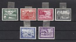 Deutschland Deutsches Reich  Falz  773-778 Kameraden Reichspost Katalog 11,00 - Deutschland