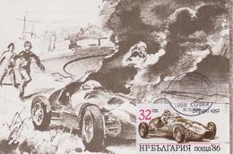 BULGARIE : FORMULE 1 1952 - Automovilismo