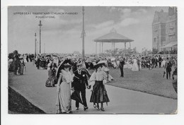Folkestone - Upper Leas Bandstand (Church Parade) - Folkestone
