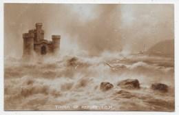 Tower Of Refuge, I.O.M. - Elmer Keene - Isle Of Man