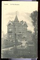 Cpa Lonzée  1912 - Gembloux