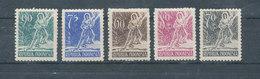 Symboles - Y&T 58/62 - Indonesia