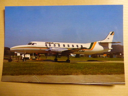 SWEARINGEN  METRO II    MAGNUM AIRLINES AT NELSPRUIT   ZS LBR - 1946-....: Ere Moderne