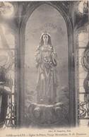 Cp , 62 , AIRE-sur-la-LYS , Église Saint-Pierre, Vierge Miraculeuse, N.-D. Panetière - Aire Sur La Lys