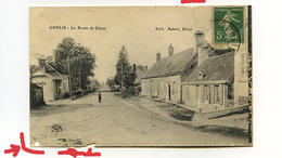 Genlis   Route De Dijon - Non Classés