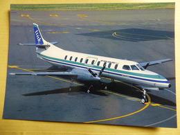 SWEARINGEN  METRO III    AIR NEW ZEALAND LINK   ZK NSI - 1946-....: Ere Moderne
