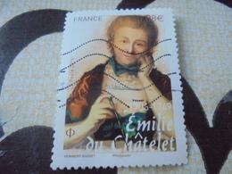 EMILIE CHATELET (2019) - France