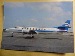 SWEARINGEN  METRO II   EAT / EUROPEAN AIR TRANSPORT  OO VGA - 1946-....: Ere Moderne