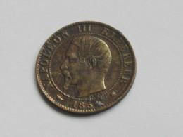 5 Centimes 1854 BB - Napoléon III Tête Nue - **** EN ACHAT IMMEDIAT **** - France