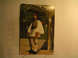 Athènes - Garde Royale - Grèce