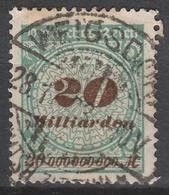 Deutsches Reich    .    Michel    .     329 A        .       O        .      Gebraucht - Deutschland
