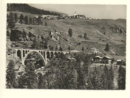 GUARDA Tuoi-Viadukt Der Rhätischen Bahn - GR Grisons