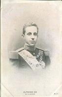 006095  Alphonse XIII., Roi D'Espagne - Königshäuser