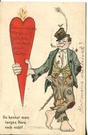 006096  Du Kennst Mein Langes Herz Noch Nicht!  1910 - Paare