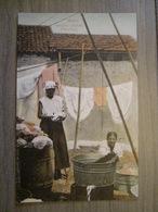 Tarjeta Postal Postcard - Panama - Native Washer Women - Maduro Photographer 38a - Panama