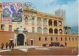 FDC MONACO : RALLYE DE MONTE CARLO 1959 - Automovilismo