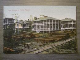 Tarjeta Postal Postcard - Panama - New Houses At Pedro Miguel - Maduro Germany 34 - Panama