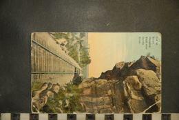 CP, USA, TEXAS, Sunset Route Hanging Rock Near Devils River, 1912 - Etats-Unis