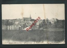 Sivry- Rance. Un Coin  Panoramique De L'Agglomération En 1903. 2 Scans - Sivry-Rance