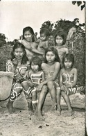 006099  Rio Ampayaco - Ninos De La Tribu De Los Okainas - Peru