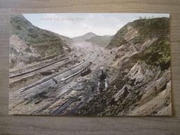 Tarjeta Postal Postcard - Panama - Culebra Cut Looking South - Quarry Mines - Vibert & Dixon Kodaks 10 - Panama
