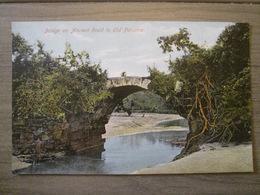 Tarjeta Postal Postcard - Panama - Bridge On Ancient Road To Old Panama - Vibert & Dixon Kodaks 4 - Panama
