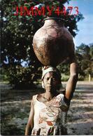CPM - Regarde Seigneur Ma Tête Est Toute Calleuse ( Chant N'Gambay ) IMAGES DU TCHAD - Edit. Logogne  N° 7 - Recto-Verso - Tchad