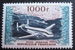 DF50500/257 - 1954 - POSTE AERIENNE - BREGUET - N°33 NEUF* - Cote : 80,00 € - Poste Aérienne