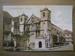 Tarjeta Postal Postcard - Panama - Las Mercedes Church - Vibert & Dixon Kodaks 37 - Panama