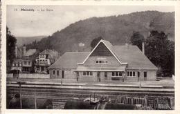 99 MALMEDY Bahnhof (Gare) - Stazioni Senza Treni