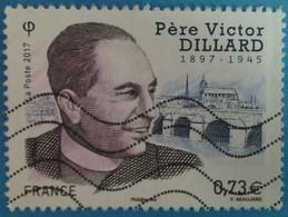 France 2017  : Père Victor Dillard N° 5173 Oblitéré - France