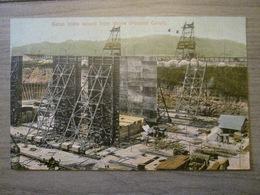 Tarjeta Postal Postcard - Panama - Gatun Locks Viewed From Above - Panama Canal - Maduro Jr. 529 - Panama