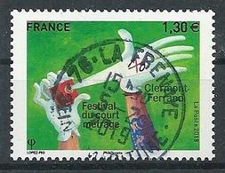 FRANCIA 2018 -  Festival Du Court Métrage - Cachet Rond - France