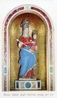 Dossobuono Di Villafranca (Verona) - Santino MARIA, SALUTE DEGLI INFERMI - PERFETTO P90 - Religione & Esoterismo