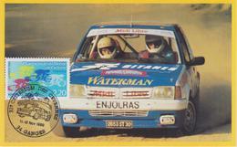 FRANCE : Criterium Des Cevennes 1989 - Automovilismo