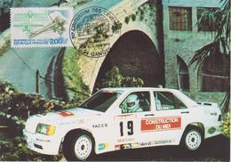 FRANCE : Criterium Des Cevennes 1988 ( MERCEDES ) - Automovilismo