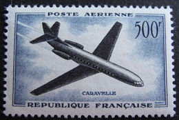 DF50500/259 - 1957 - POSTE AERIENNE - CARAVELLE - N°36 NEUF* - LUXE - Cote : 23,00 € - Airmail