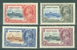 British Virgin Is: 1935   Silver Jubilee     MH - British Virgin Islands