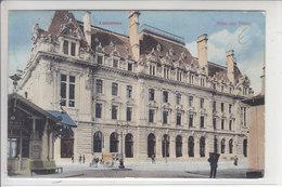 LAUSANNE - HOTEL DES POSTES - 11.09.12 - VD Vaud