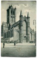 CPA - Carte Postale - Belgique - Gand - Eglise Saint Nicolas ( M7354) - Gent