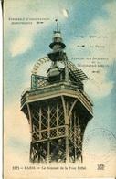 006105  Paris - Le Sommet De La Tour Eiffel - Eiffelturm