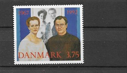 1992 MNH Danmark, Michel 1031 Postfris** - Danimarca