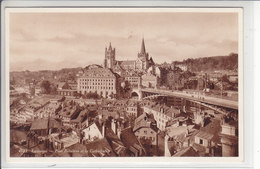 LAUSANNE - PONT BESSIERES ET LA CATHEDRALE - N/C - VD Vaud