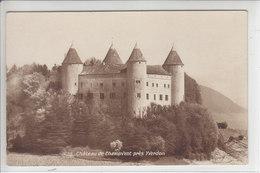 CHATEAU DE CHAMPVENT - N/C - VD Vaud
