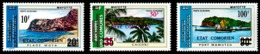COMORES 1975 - Yv. PA 68 (=62 S.) 70 (=63 S.) 84 (=64 S.) ** SUP - Mayotte (3 Val.)  ..Réf.AFA23185 - Comoro Islands (1950-1975)