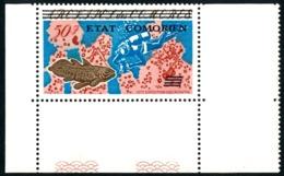 COMORES 1975 - Yv. 121 (= 104 Surch.) ** SUP Cdf - Expédition Coealacanthe  ..Réf.AFA23195 - Comoro Islands (1950-1975)