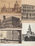 N 186 Lot 100 CPA Différentes D Italie - Cartes Postales