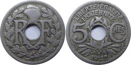 France - Troisième République - 5 Centimes 1922 Poissy Lindauer - France