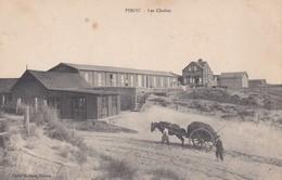50 PIROU, Les Chalets, Attelage Chargé De Goëmon - France