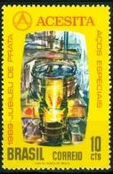 BRAZIL #1140 - STEEL FACTORY -  ACESITA  25 YEARS  - 1969  - MINT - Brazil